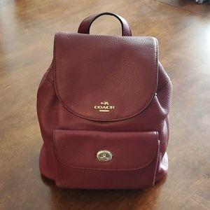 Coach Mini Billie Backpack NWT